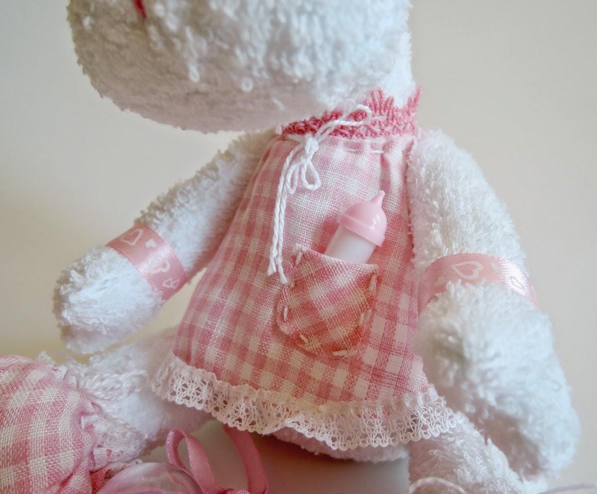 овечка в платье