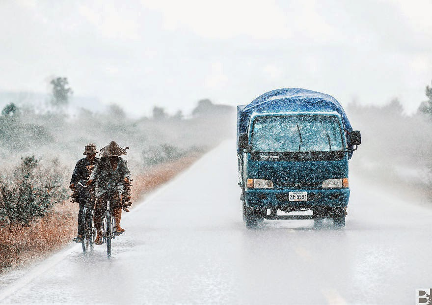 Cambodia in rain season 11