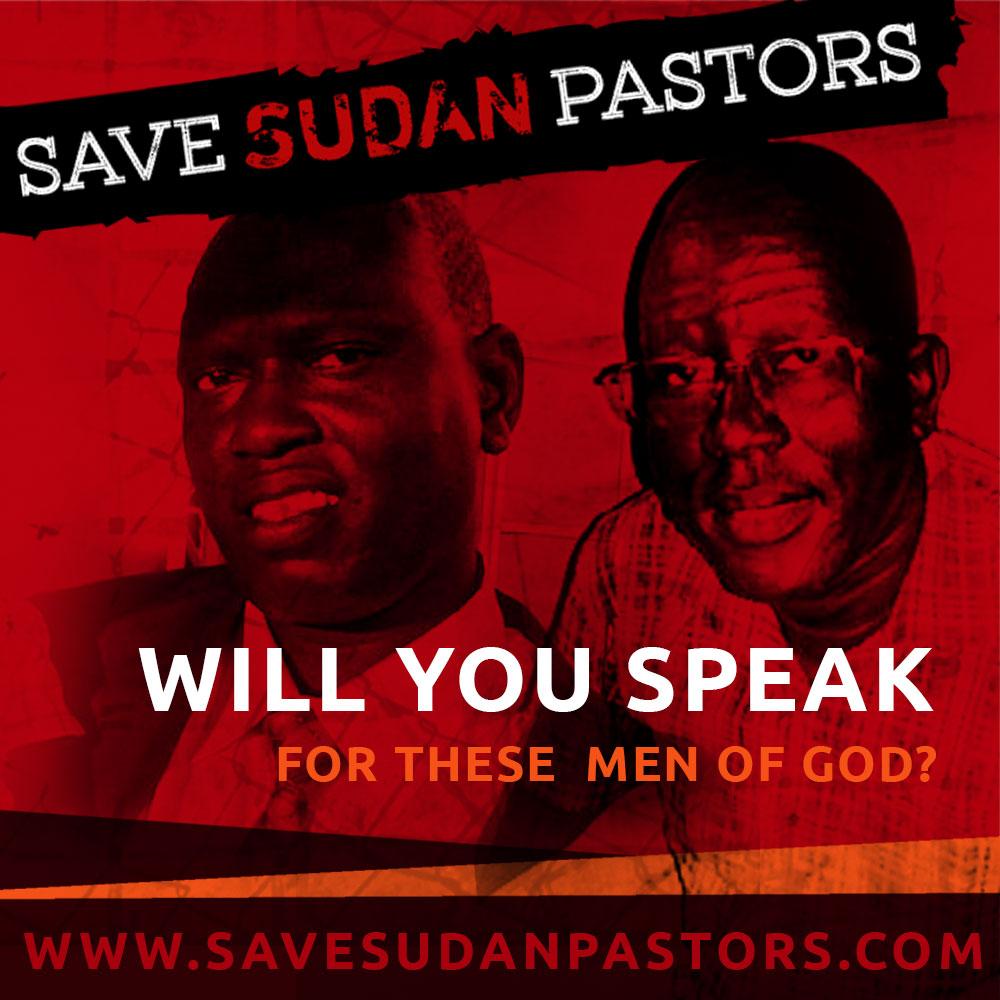 Save Sudan Pastors