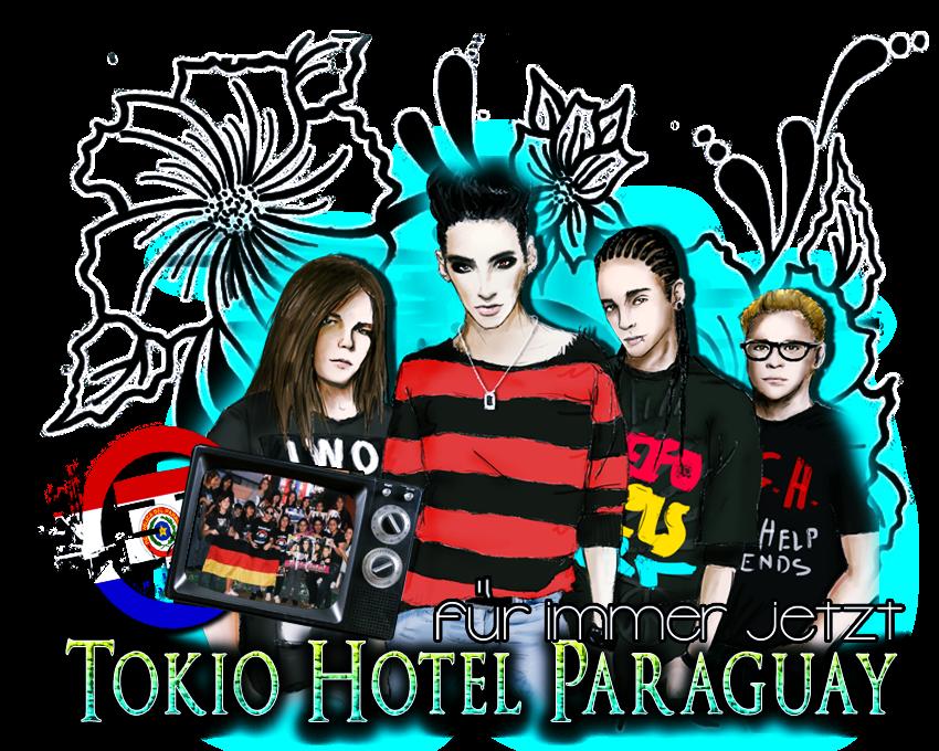 Tokio Hotel Paraguay