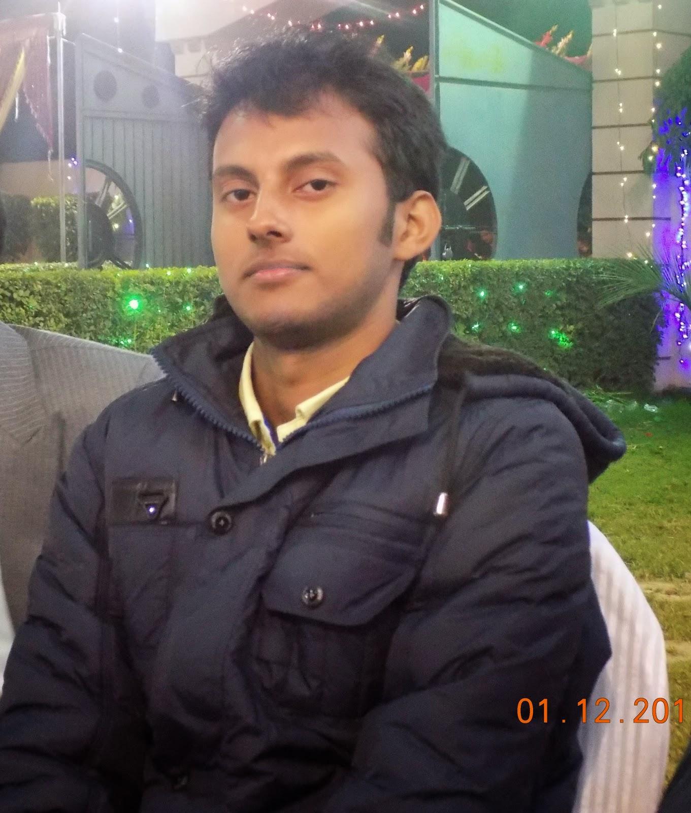 Sudhanshu Patel