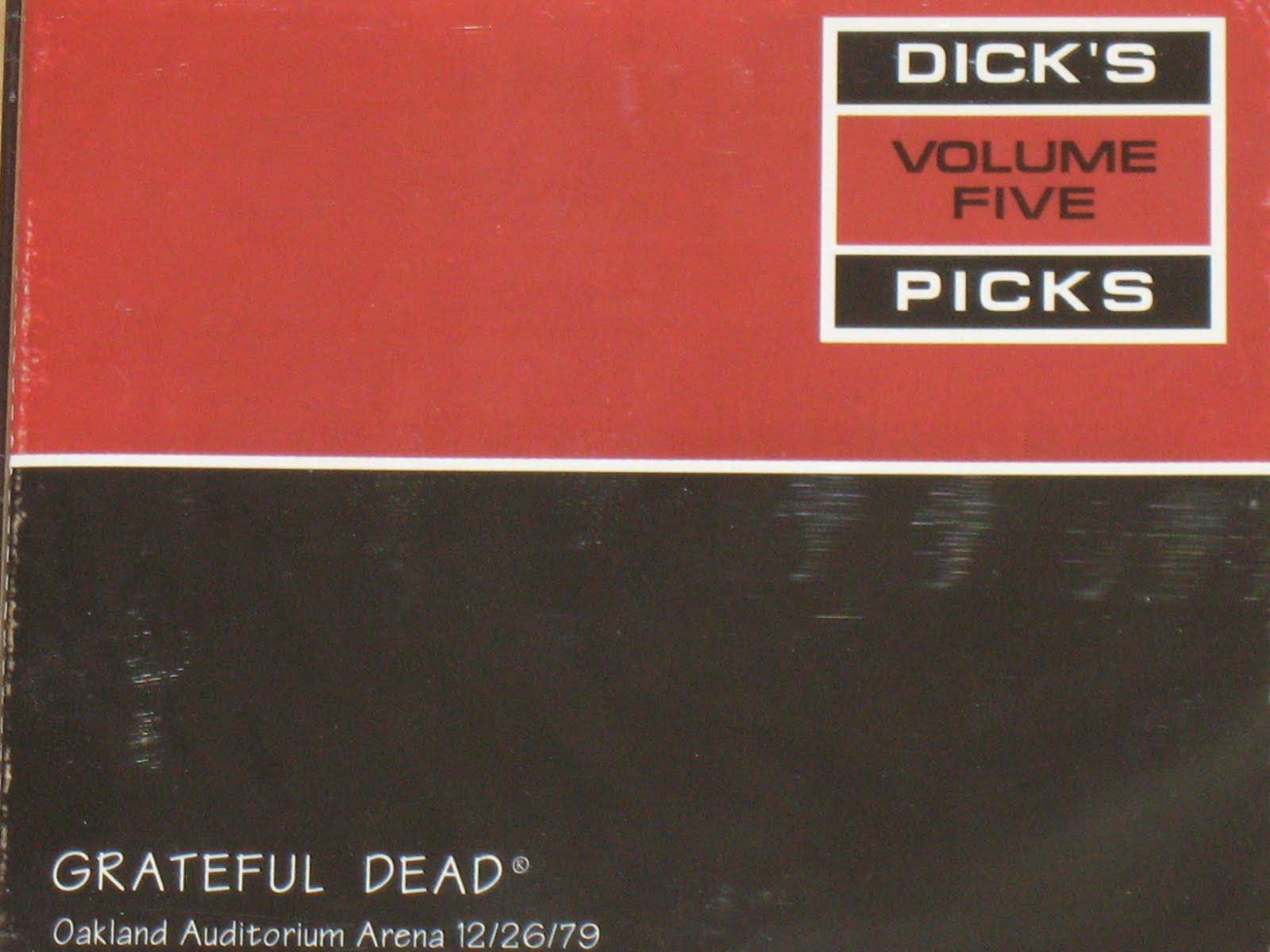 Dicks picks three