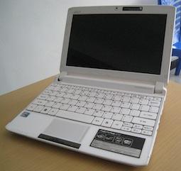jual netbook bekas acer ao 532h