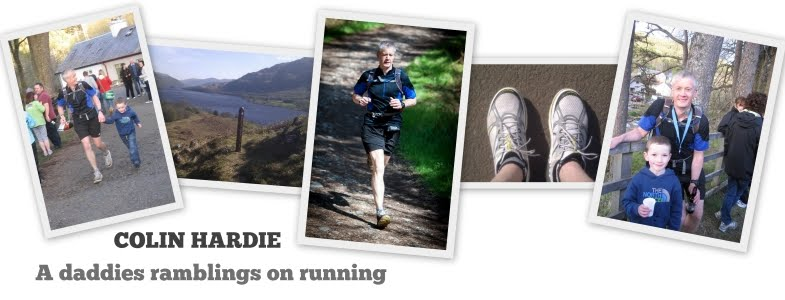 Colin Hardie's Running Blog