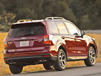 Japanese car photos 2014 Subaru Forester US-Version  - 2