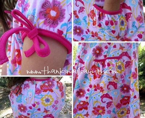 Zutano Secret Garden Picnic Dress