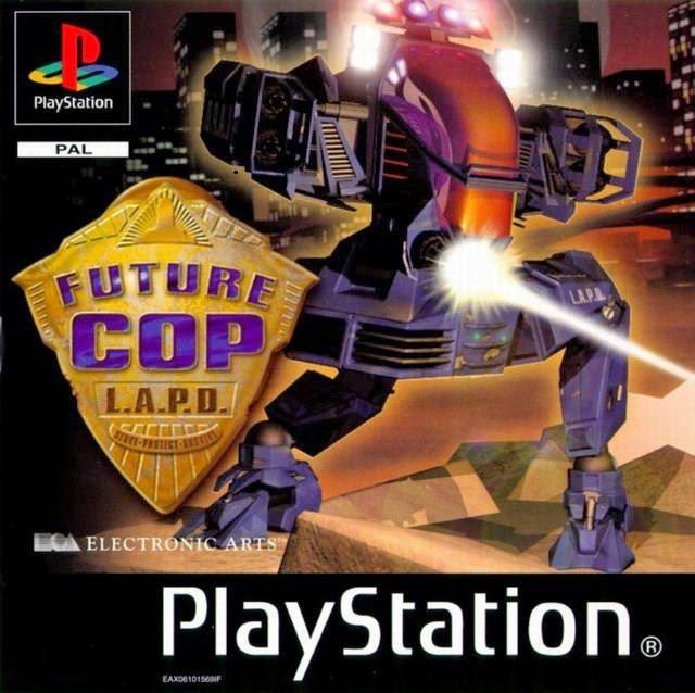 Future Cop LAPD Game