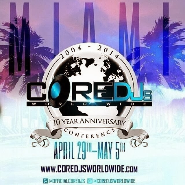 Core DJ 10 Anniversary Conference