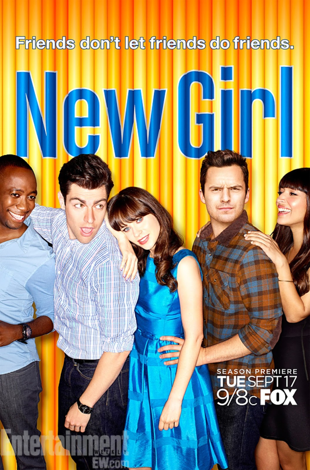 Assistir New Girl 5x02 - What About Fred Online