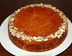 Delicious Orange Almond Cake