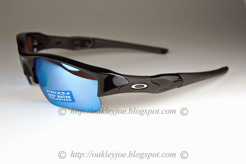db4a1d5b76c3 Oakley Deep Blue Polarized Lens Review « Heritage Malta Oakley Fast Jacket  XL Polarized Sunglasses ...