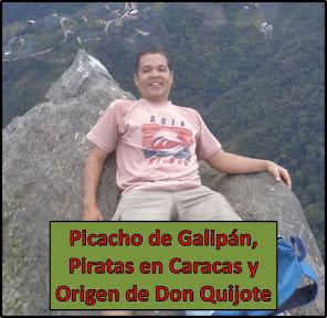 Video: Don Quijote de la Mancha tuvo su origen en Caracas