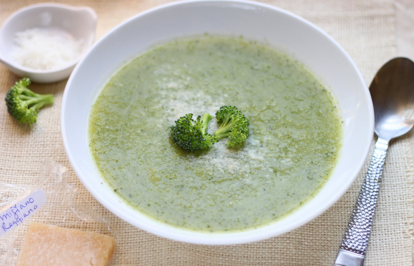 Пюре из брокколи для грудничка рецепт пошаговый