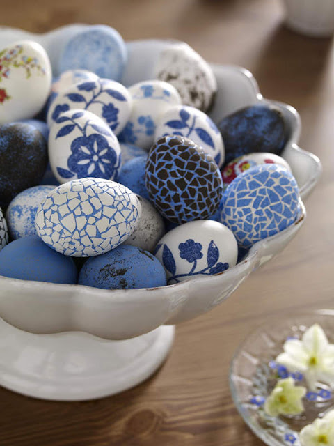 Easter Decor - Easter Decorating Ideas
