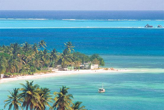 Isla San Andrés en Colombia - que visitar