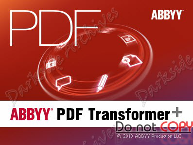 ABBYY PDF Transformer+ 12.0.102.222