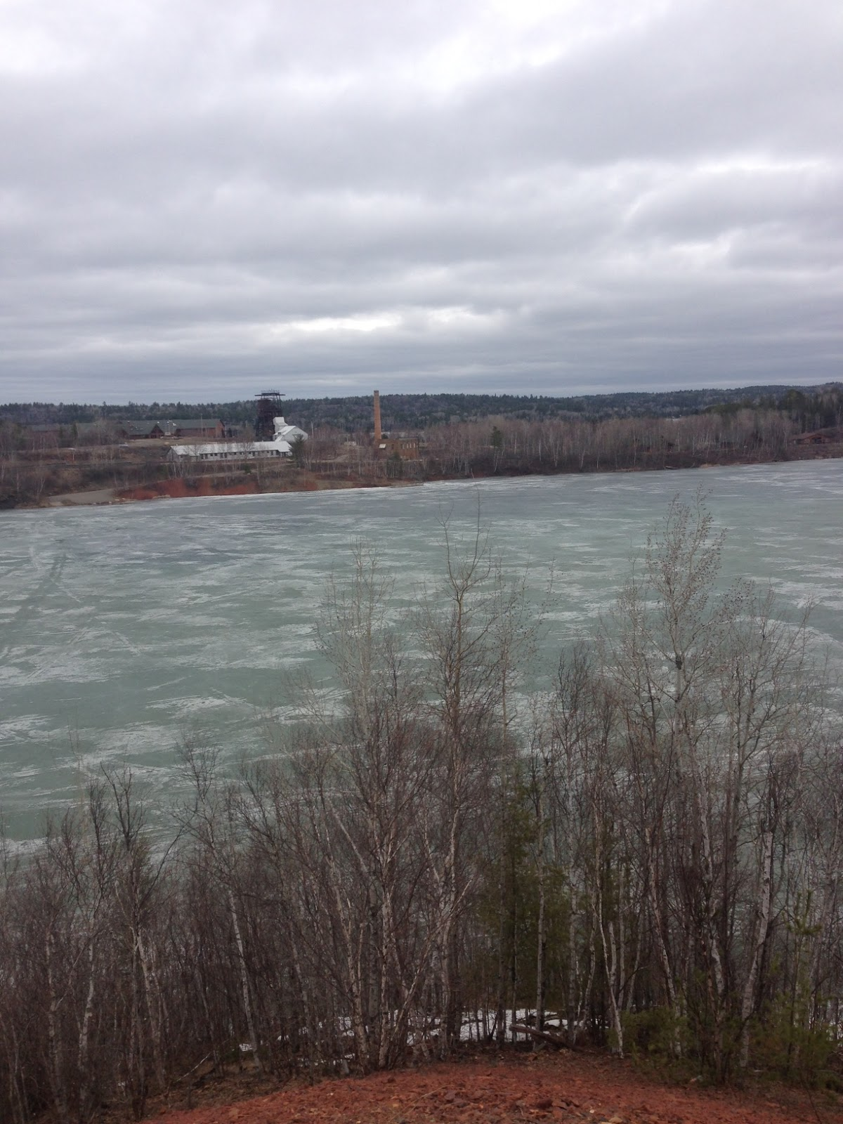 Spirit of the wilderness news ely mn ice conditions for Ely minnesota fishing