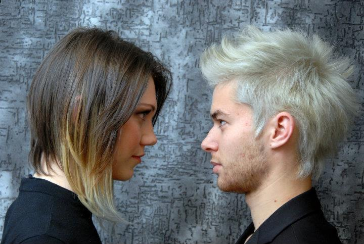 Balayage blond cendr homme - Meche blonde homme ...