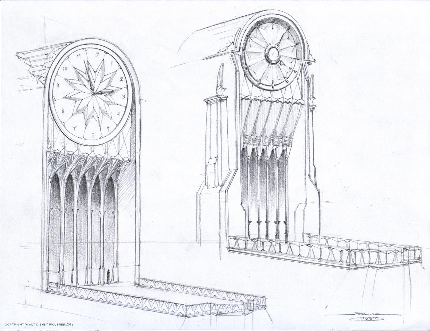 jbachdesign  emerald city palace