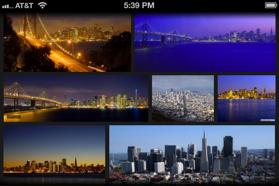 full+screen+image+results Google updates search application with new interface
