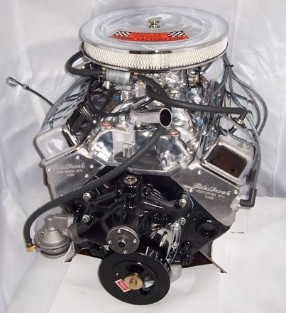 Chevy 350 Motor For Replacement