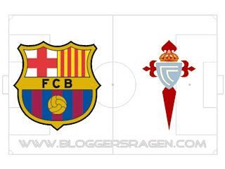Prediksi Pertandingan Barcelona vs Celta