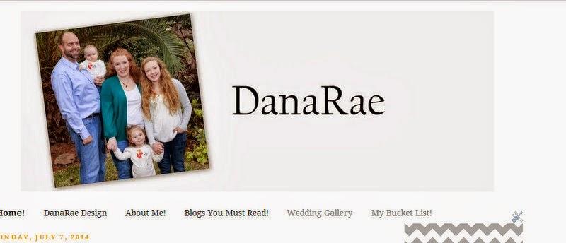 Visit Me On DanaRae