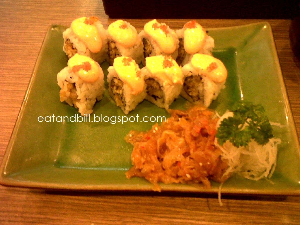 Eat And Bill Ichiban Sushi Living World Alam Sutera