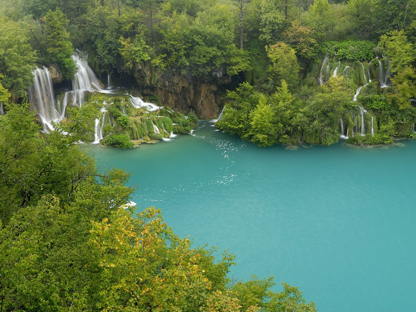 plitvice lakes national park waterfall wallpapers - Plitvice Lakes National Park Photos Featured Images of