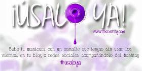Reto #usaloya