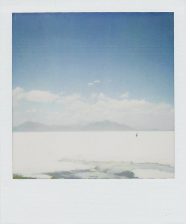 Polaroids into Large Art