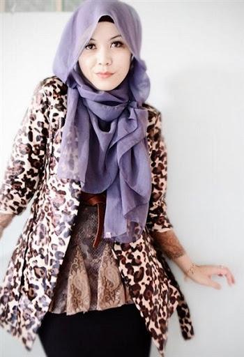 Hiijab syarii busana muslim dan hijab modern images Baju gamis model najwa