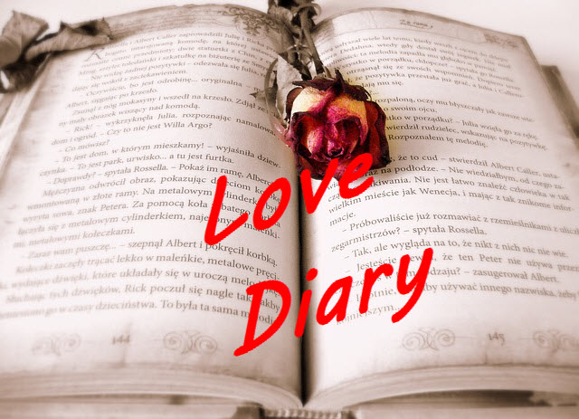 Greedy for your love -Love Diary