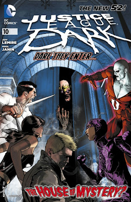 Cover of Justice League Dark #10
