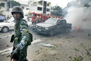 Sri Lanka's Defence Secretary, Gotabhaya Rajapaksa, escapes assassination by LTTE Tamil Tiger Terro