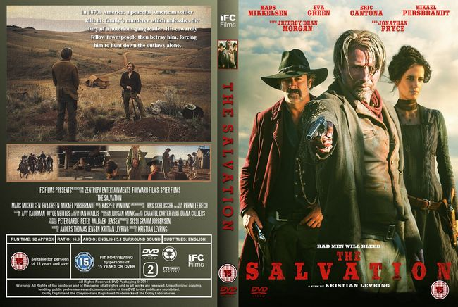 The Salvation – Latino