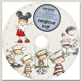INTER SASSYLICIOUS  BOYS CD 1 £14.99