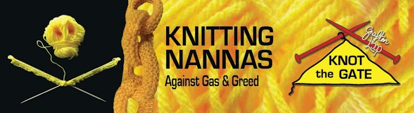 Knitting Nannas Against Gas & Greed - Grafton Loop