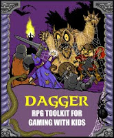 and Dagger Kids RPG