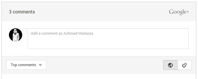Kelemahan dan Kelebihan Sistem Komentar Google+