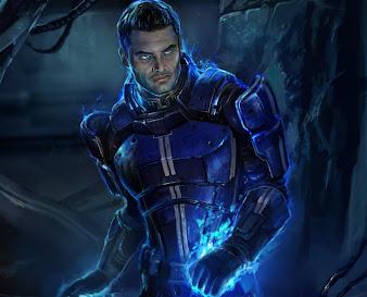 #30 Mass Effect Wallpaper