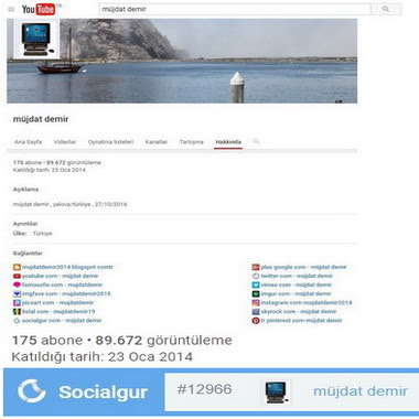 youtube com - mujdatdemir