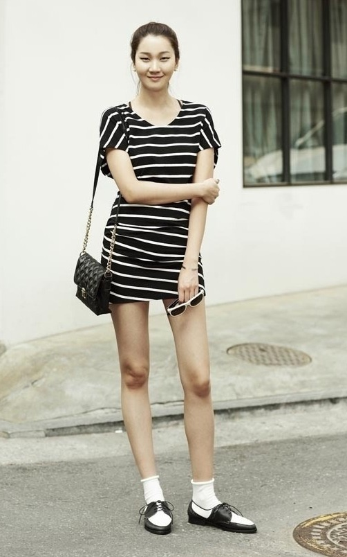 Jang Yoon Ju 2013 Korea's Latest Fashion...