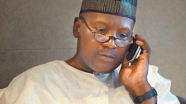 dangote missed jonathan dinner