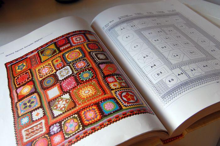 Free Crochet Pattern For Granny Square Sampler : In These Hills: Granny Square Sampler Crochet Along
