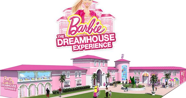One Savvy Mom Nyc Area Mom Blog Barbie The Dreamhouse Experience Barbie 174 Opens The