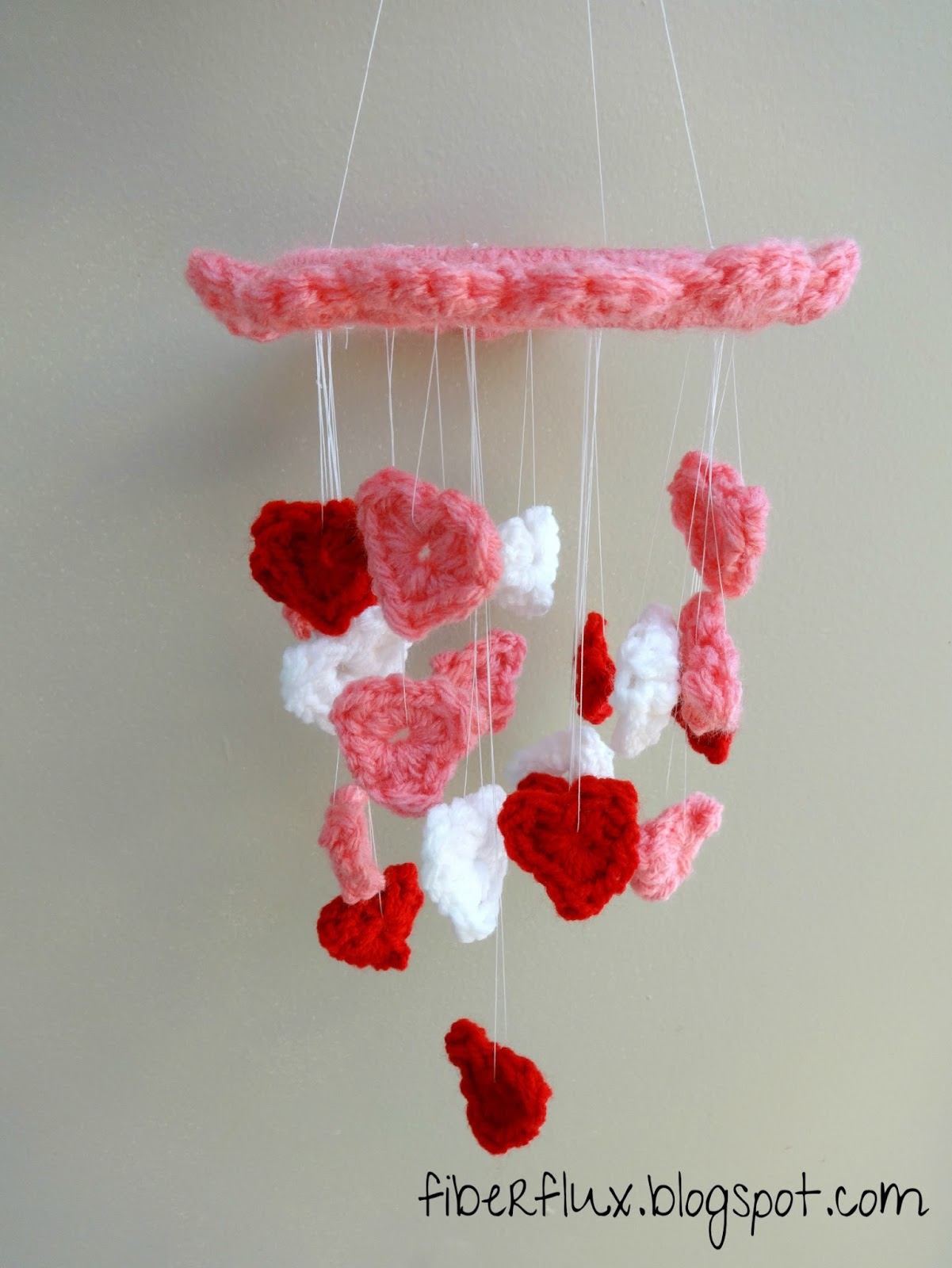 Fluttery Hearts Chandelier