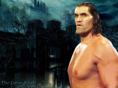 The Great Khali Latest Wallpapers 2012