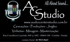 AUDIO CENTER STUDIO