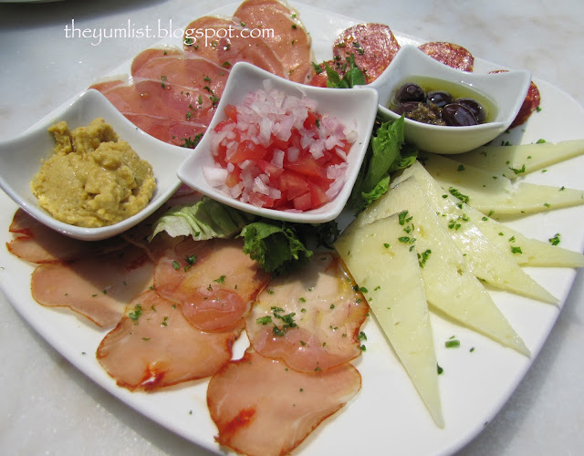 Agua, Spanish, Mediterranean, Straits Quay, Penang, Restaurant, marina